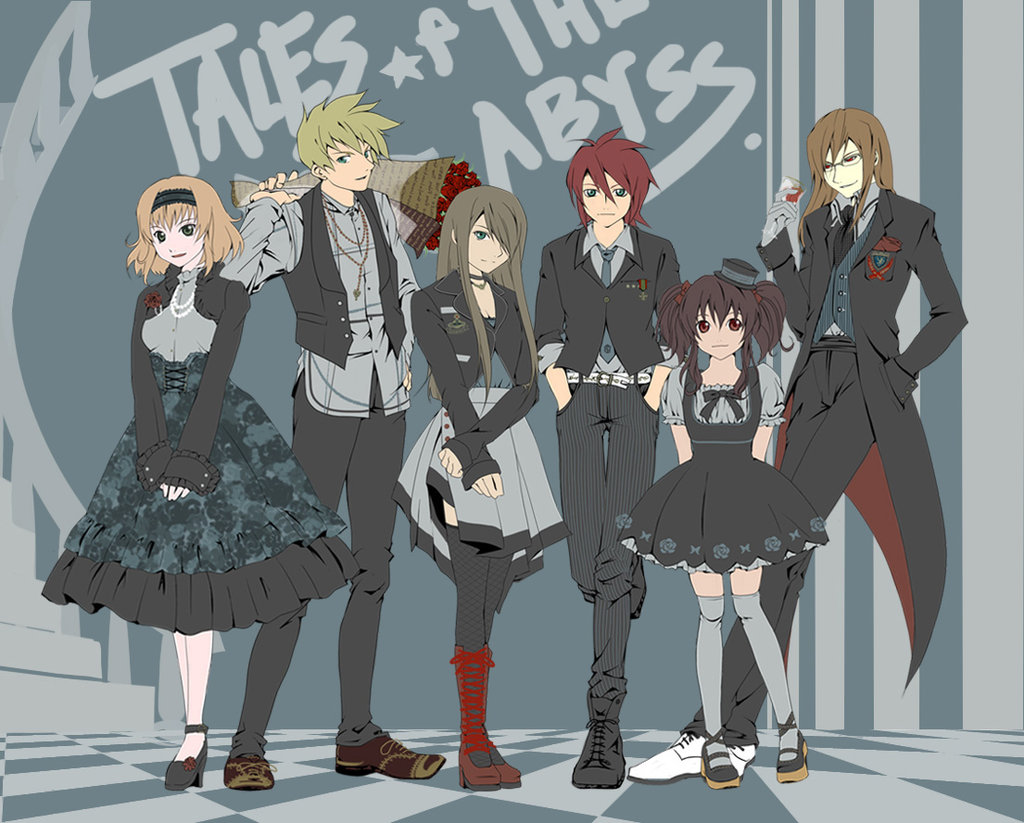 Tales Of The Abyss Ps2 iso Freeroms