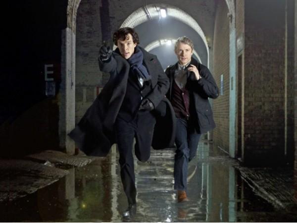 Serial po angielsku z angielskimi napisami- Sherlock Holmes
