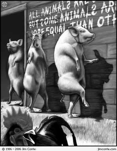 """Unijny """"Folwark zwierzęcy"""""""