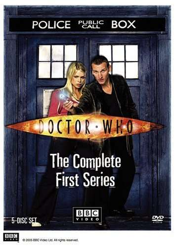 Doctor Who (2005) [sezon 1] PDTV.XviD.AC3 / Lektor PL