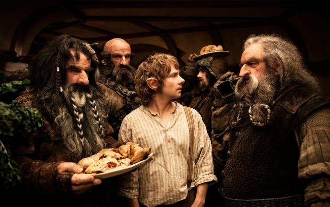 hobbit materiały dystrybutora