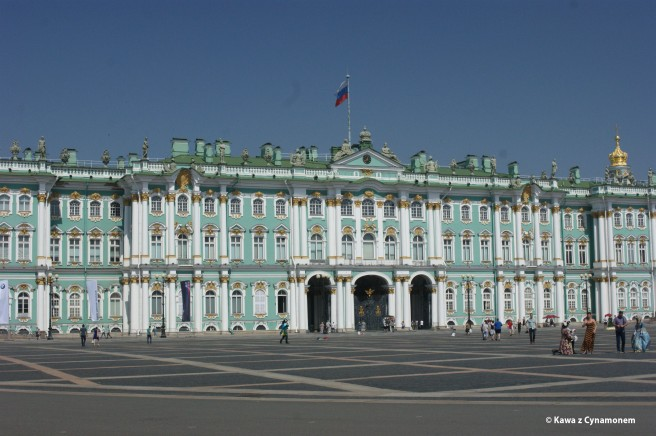 Petersburg - Ermitaż