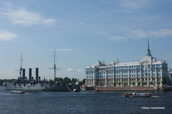 Petersburg - Krążownik Aurora