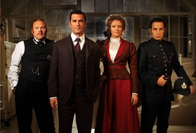 Murdoch Mysteries Detektyw Murdoch5