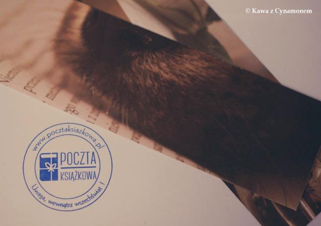 Kawa z Cynamonem - Poczta Książkowa