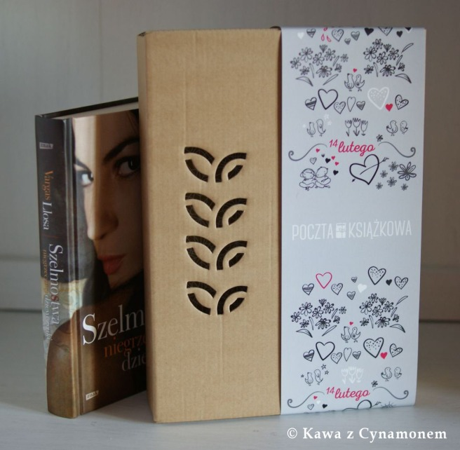 Kawa z Cynamonem - Walentynki z Przeczytaj mnie i Poczta Książkowa