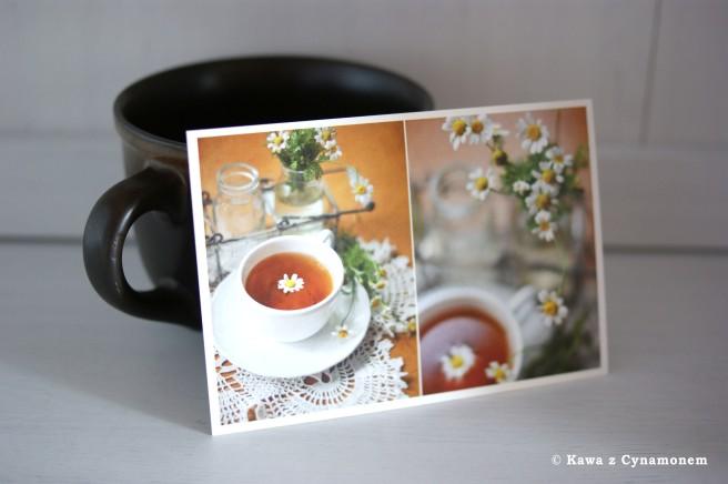 Kawa z Cynamonem - herbata i plany