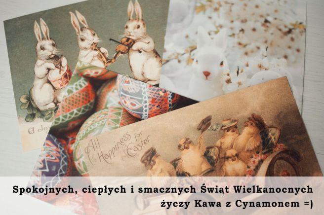Kawa z Cynamonem - Wielkanoc