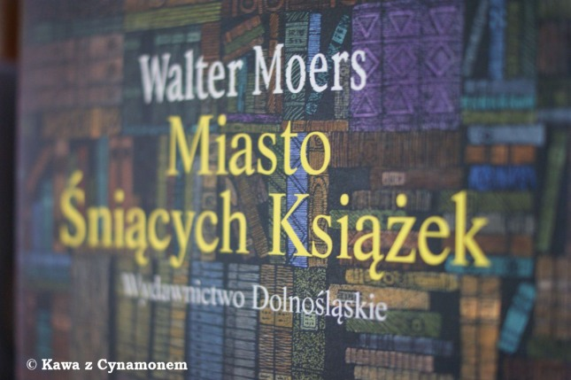 Kawa z Cynamonem - Walter Moers
