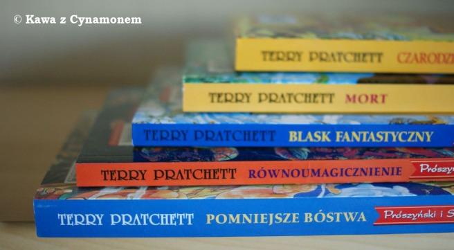 Kawa z Cynamonem - Terry Pratchett
