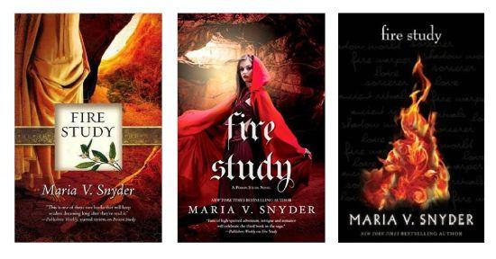 Fire study - Próba ognia